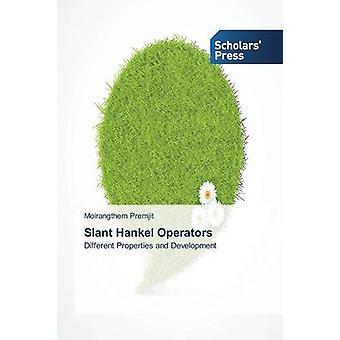 Slant Hankel Operators by Premjit Moirangthem