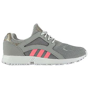adidas Originals Kids Girls Racer Lite Runners Lace Up Breathable Padded Ankle