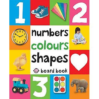 Numbers - Colours - Shapes by Roger Priddy - 9781849154239 Book