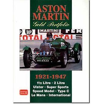 Aston Martin Gold Portfolio 1921-1947 - A Collection of Articles Detai