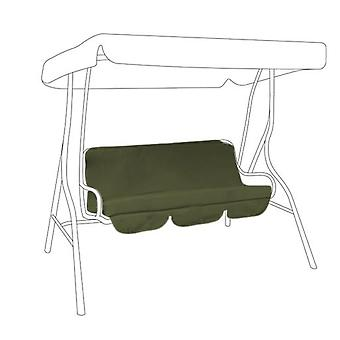 Gardenista® Olive Replacement Canopy for 2 Seater Swing Seat