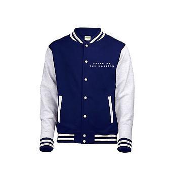 Bring Me The Horizon Umbrella Logo Varsity Jacket