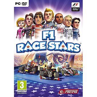 F1 Race Stars PC DVD Game