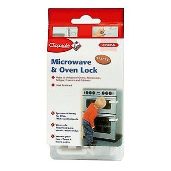 Clippasafe mikrobølgeovn & ovn Lock