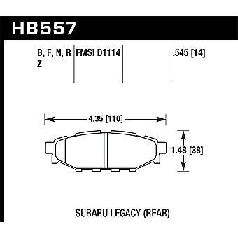 Hawk Performance HB557N.545 HP Plus