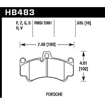 Hawk Performance HB483U.635 DTC-70