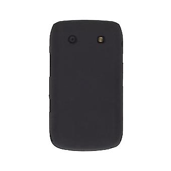 Wireless Solution Silicone Gel Case for BlackBerry Bold 9700, 9780 - Black