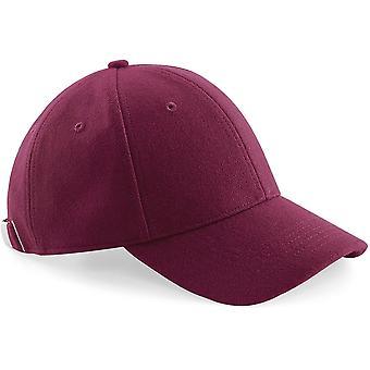 Beechfield - Melton Wool 6-Panel Baseball Cap - Hat