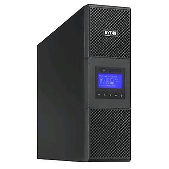Eaton 9sx6kirt ups for rack/tower positioning server 5.400 w 6,000 va full load time in black blackout