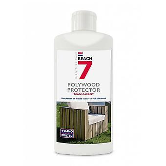 Beach7   Polywood protector 0,5 liter    onderhoudsproducten