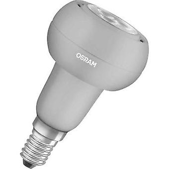 LED (monocromo) OSRAM 230 V E14 3.5 W = 40 W blanco cálido EEC: a + Reflector (Ø x L) 50 mm x 86 mm regulable 1 PC