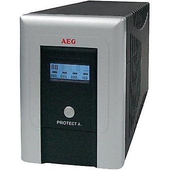 UPS 1400 VA AEG Power Solutions Protect A