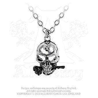 Alchemy Gothic The Alchemist Pendant