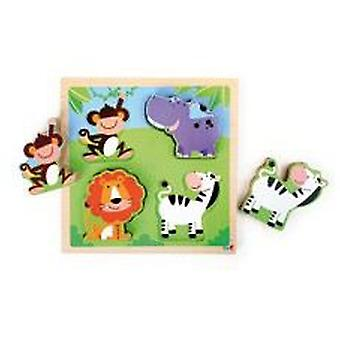 Legler Set puzzles  Zoo Animals  (Toys , Preschool , Puzzles And Blocs)