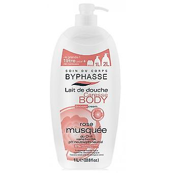 Byphasse Rosehip Shower Cream 1L