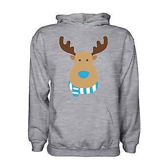 Argentinië Rudolph Supporters Hoody (grijs) - Kids