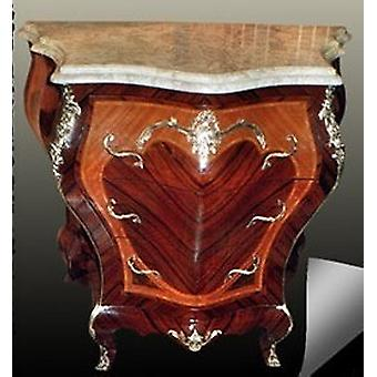 armoire commode baroque Louis XV MoKm0655PolSw
