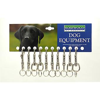 Trigger Hooks Lge (Pack of 10)