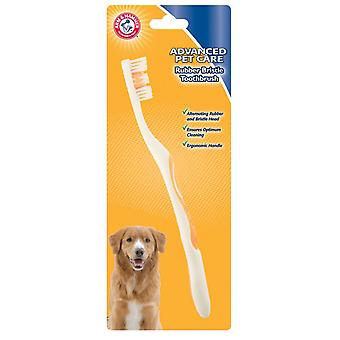 Arm And Hammer Rubber Bristle Toothbrush