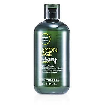 Paul Mitchell Tea Tree Lemon Sage Thickening Shampoo (Energizing Body Builder) - 300ml/10.14oz