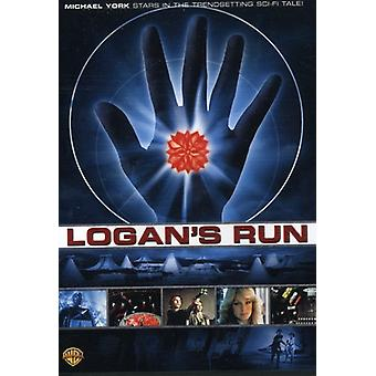 Logan's Run (1976) [DVD] USA import