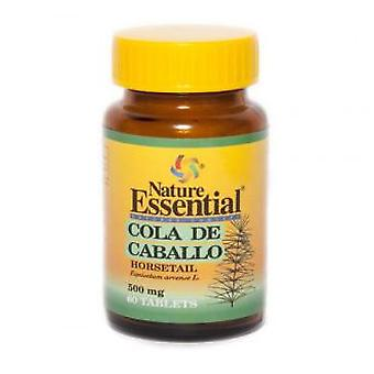 Nature Essential Horse Cola 500 Mg. 60 Tablets Nature Essential