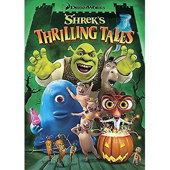 Shrek's Thrilling Tales [DVD] USA import