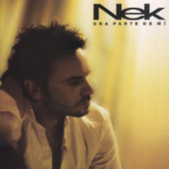 Nek - Una Parte De MI [CD] USA import