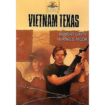 Vietnam Texas (1990) [DVD] USA import