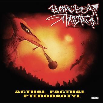 Homeboy Sandman - faktiske faktuelle Pterodactyl [Vinyl] USA importerer