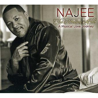 Najee - Morning After [CD] USA import