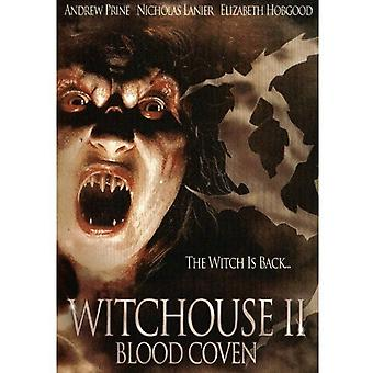 Witchouse: Blod Coven [DVD] USA importerer