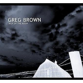 Greg Brown - Milk of the Moon [CD] USA import