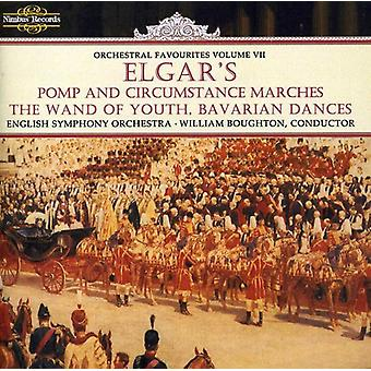 E. Elgar - Elgar's Pomp and Circumstance Marches, the Wand of Youth, Bavarian Dances [CD] USA import