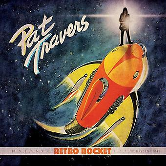 Pat Travers - Retro raket [CD] USA import