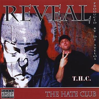 Reveal - Hate Club [CD] USA import