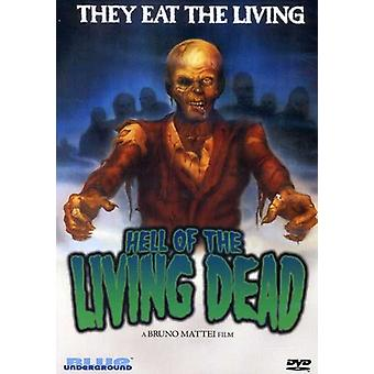 Helvede af Living Dead [DVD] USA importerer