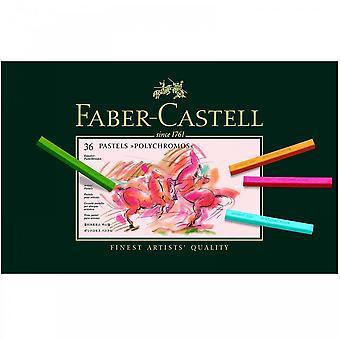 Faber-Castell 36 Polychromos Pastel Sticks * * *