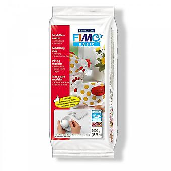 Fimo Fimo Air Drying Clay White 1 KG