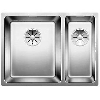 Blanco Sink Andano 340/180-U without automatic valve
