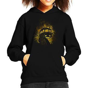Studio Ghibli Catbus Kid's Hooded Sweatshirt