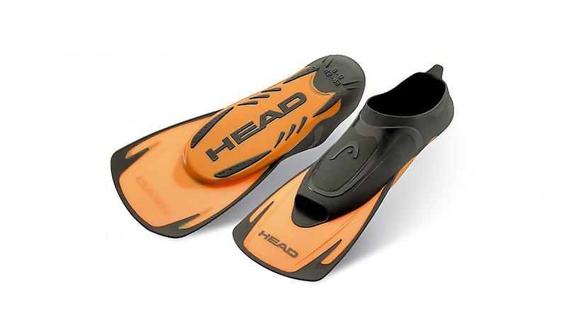 Head Swim Fin Energy - Short Blade Fins with Drawstring Bag