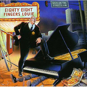 88 Fingers Louie - Back on the Streets [CD] USA import