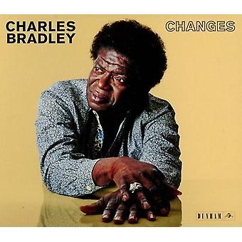 Charles Bradley - ændringer [CD] USA import