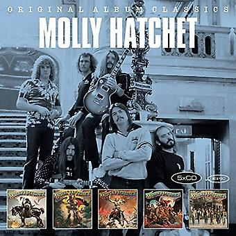 Molly Hatchet - Original Album Classics [CD] USA import