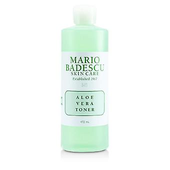 Mario Badescu Aloe Vera Toner - For Dry/ Sensitive Skin Types - 472ml/16oz