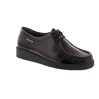 Mephisto Christy - Black Vernis Fripe (Leather) Womens Shoes