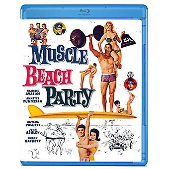 Muscle Beach Party [BLU-RAY] USA importieren