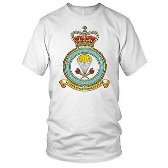 RAF Royal Air Force No.1 Parachute Training School RAF Ladies T Shirt