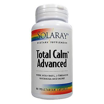 Solaray Total Calm Advanced, 60vcaps